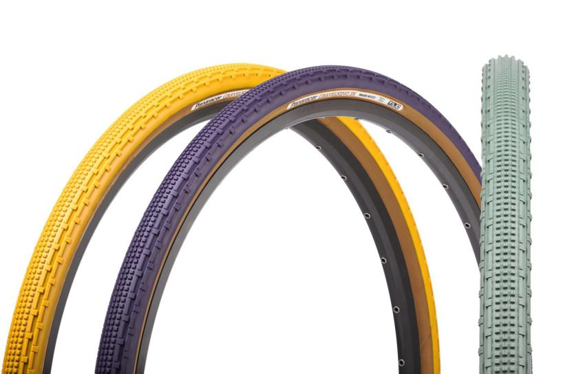 Panaracer GravelKing Tires in Limited Edition Colors