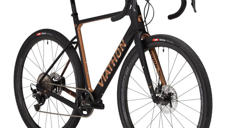 Viathon G.1 Adds GRX 800 Gravel Bike to Lineup