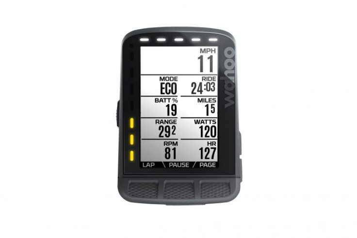 Wahoo Update ELEMNT Range with New Look and Lower Price for BOLT and LEV Integration 5