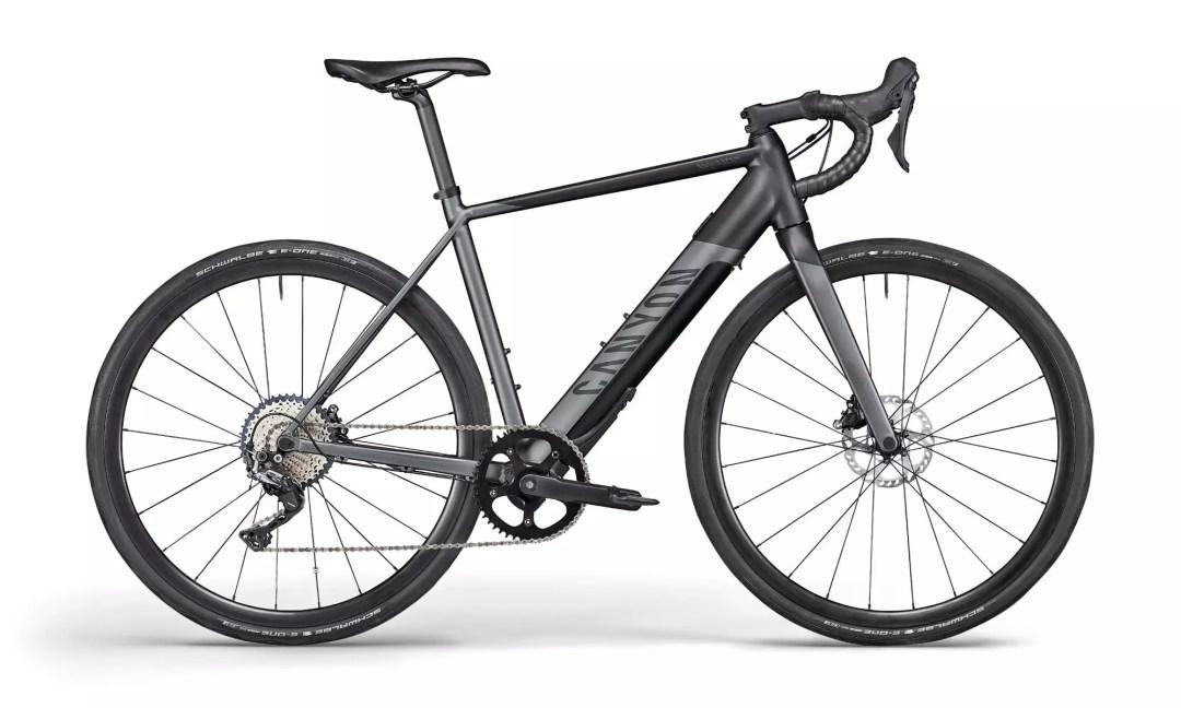 Canyon Endurace:ON AL the Brand's First E-Road Bike 2