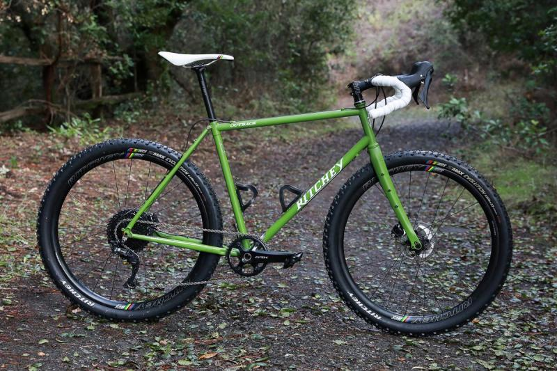Ritchey's New Outback V2 is a More Capable Touring Rig 1