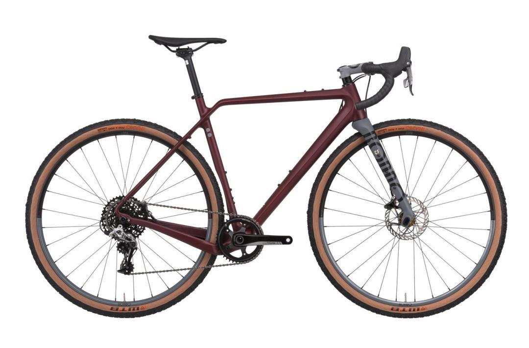 The Rondo RUUT Gravel Bike With Adjustable Head Angle 1