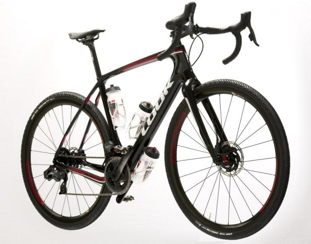 LOOK Drops an Ultra-Exclusive and Expensive Dirty Kanza Edition 765 Gravel RS 5