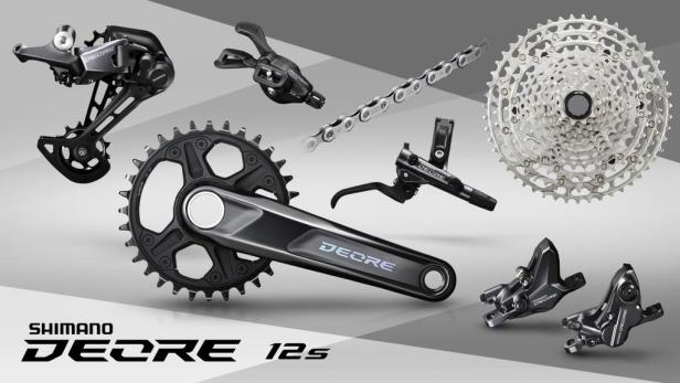 Shimano Drops New DEORE M6100, M5100, and M4100 Components 5