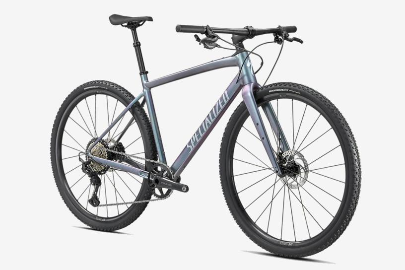The Line Continues to Blur: the New Specialized Diverge Comes in a Flat Bar Expert E5 EVO Model 1