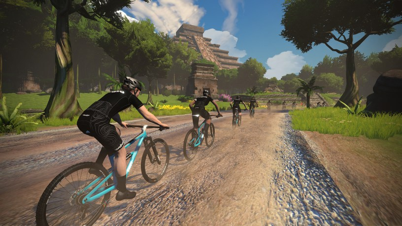 Wahoo Shred Sessions Set to Start on Zwift May 6