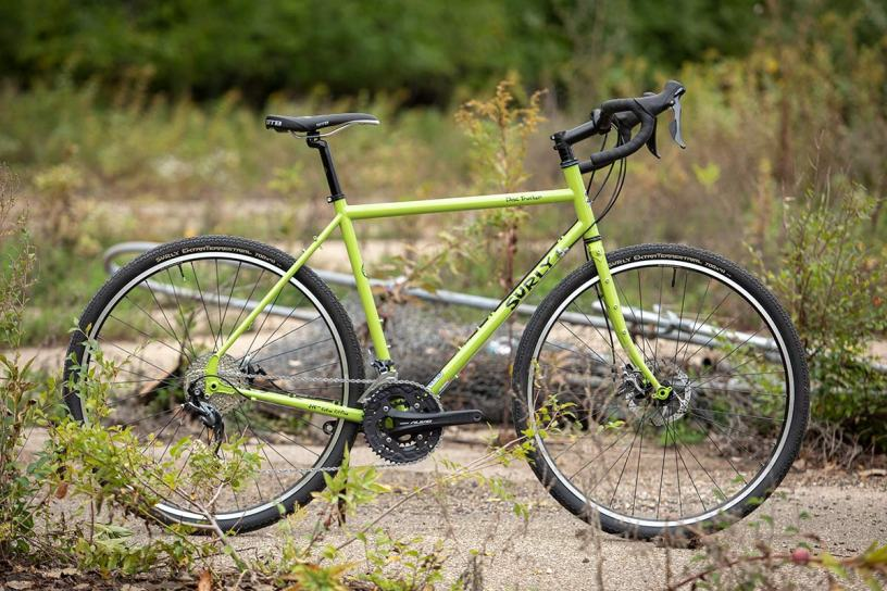 Surly's Long Haul Touring bike the Disc Trucker gets Updated for 2020