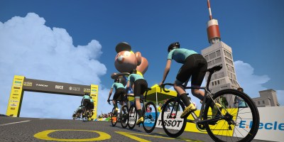 How to Ride Zwift France and Paris Right Now