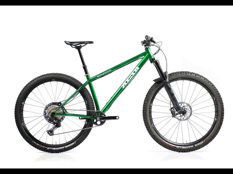 "Win a REEB ""ReDikyelous"" Mountain Bike"