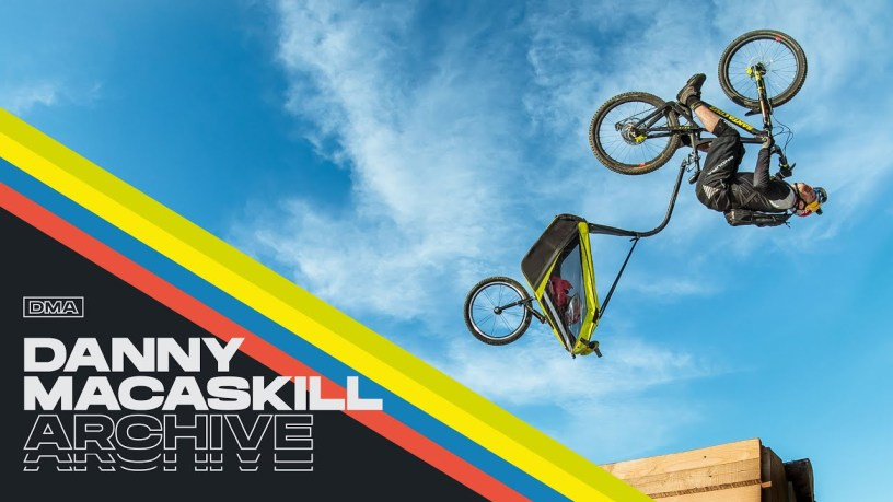 Video: Behind the Scenes with Danny MacAskill