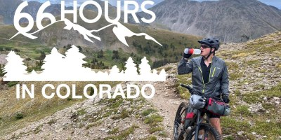 66 Hours In Colorado – Bikepacking the Vapor Trail in Two days