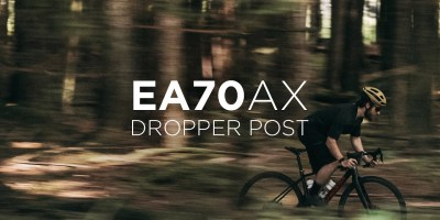 Easton's New EA70 AX Dropper Post is Built for Gravel Bikes