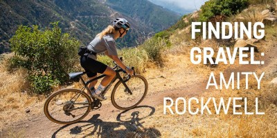 Finding Gravel with Amity Rockwell