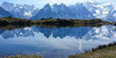Bikepacking Tour du Mont Blanc with James Hayden