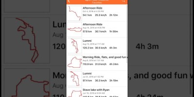 Epic Ride Weather Gives You Weather and Wind Forecasts Along Your Route