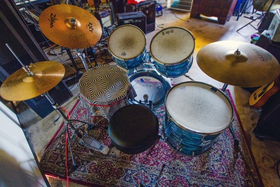 Andrea Matthies - Gift Machine Drums1