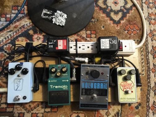 mcgraw pedals