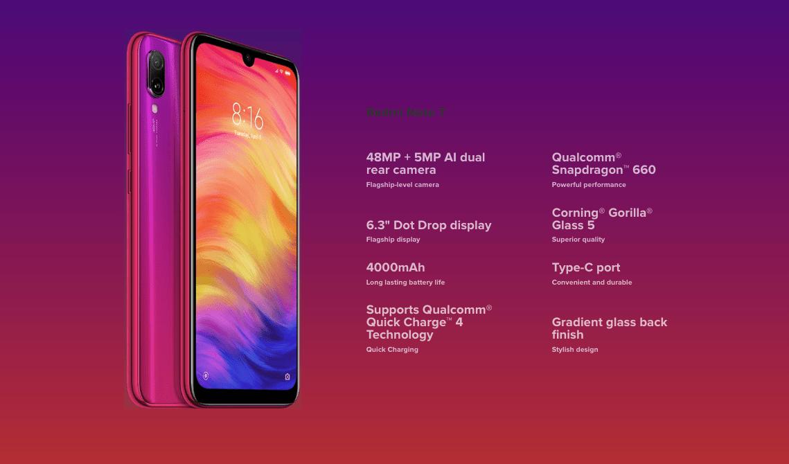 Xiaomi Redmi Note 7のスペックレビュー 【クーポン・対応バンド・ベンチマーク・購入方法】