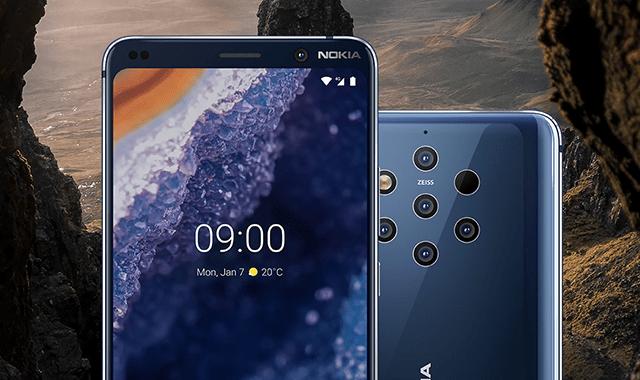 Nokia 9 Pureviewのスペックレビュー 【クーポン・対応バンド・ベンチマーク・購入方法】