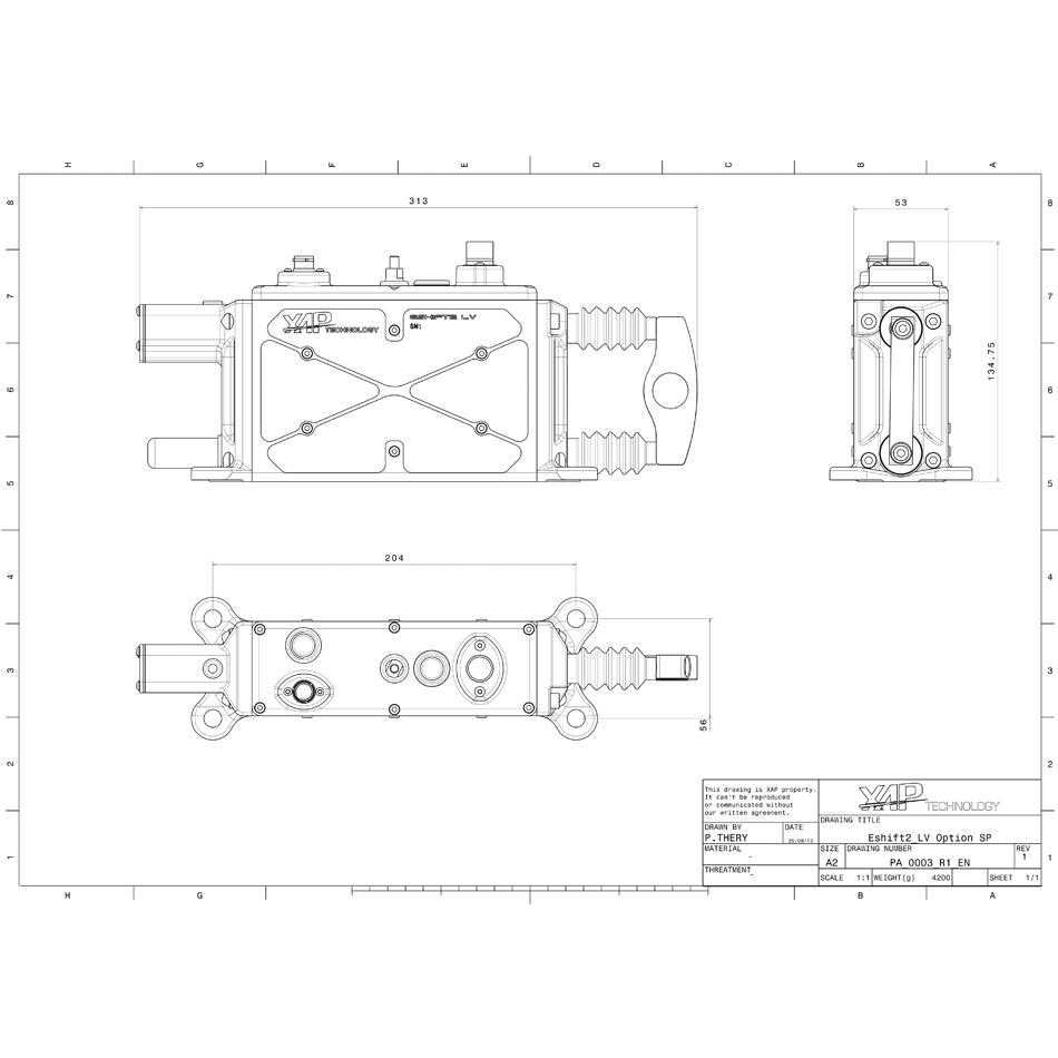 Gearbox Actuators