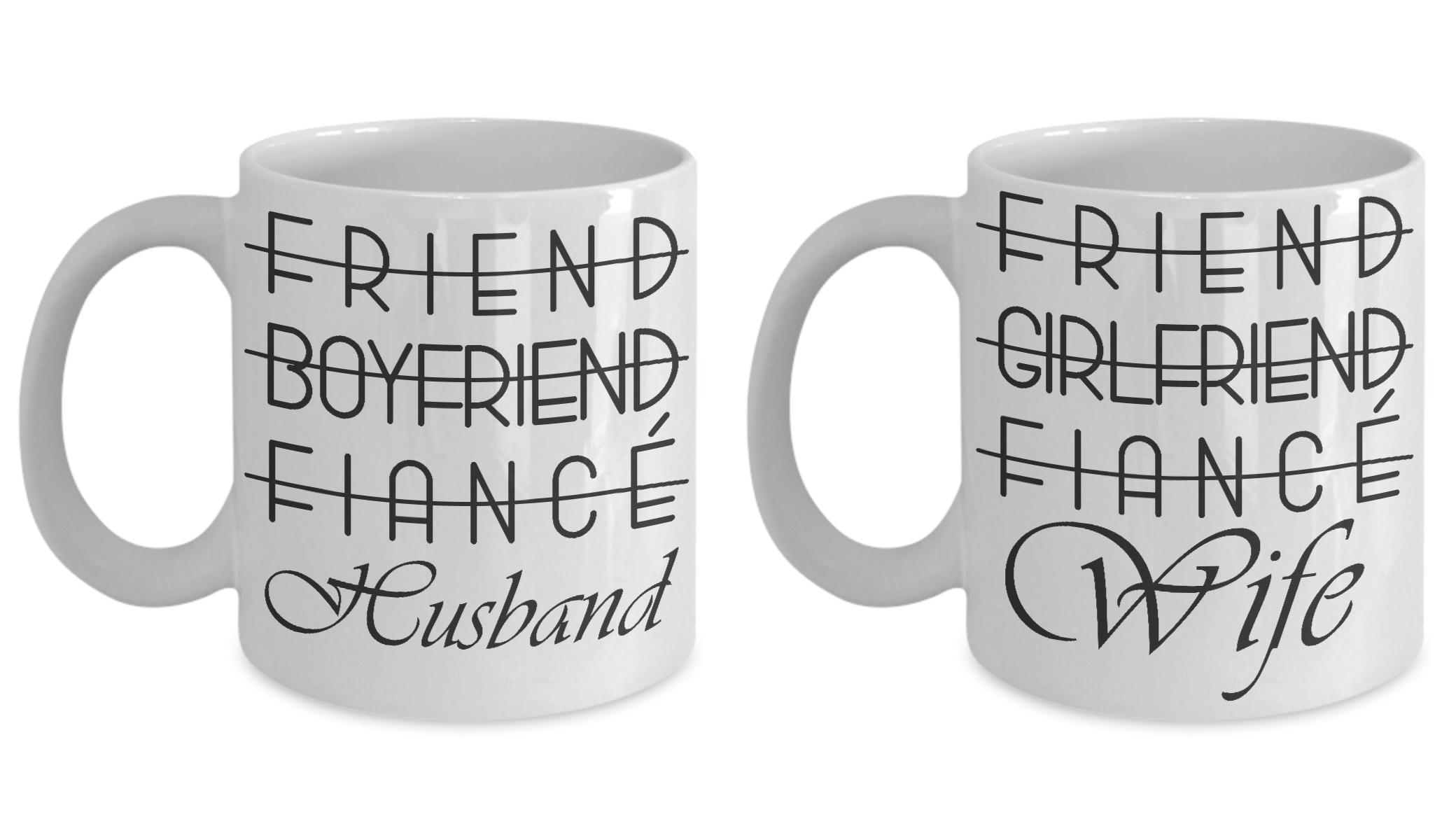 fiance e coffee mug
