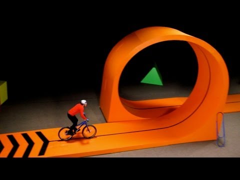 Danny MacAskill's Imaginate – Out of His Mind