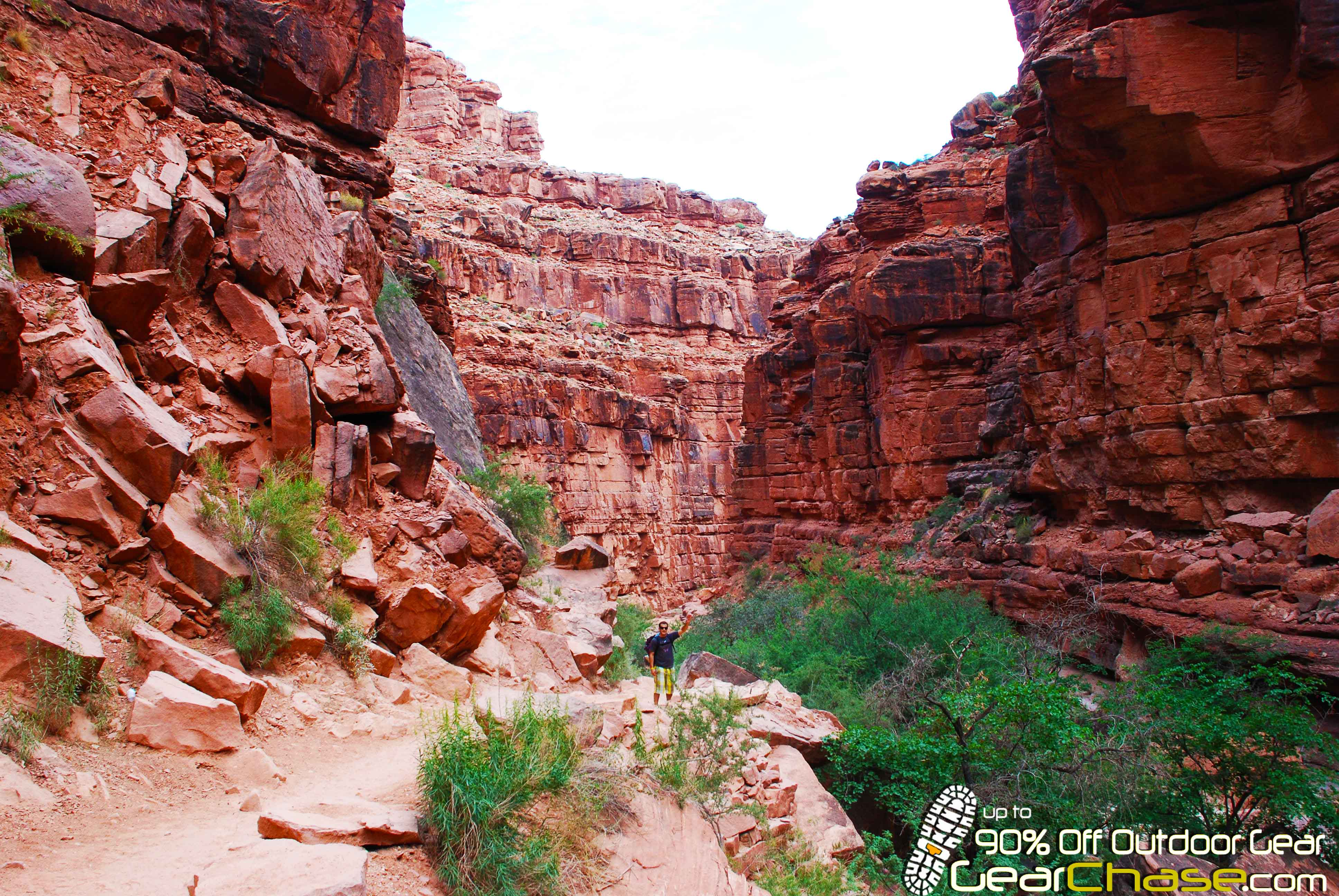 Hualapai Grand Canyon Bottom Trail