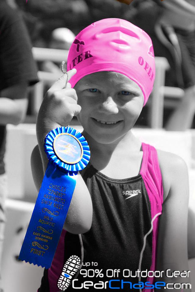 Triple Crown Kona Hawaii Open Water Race
