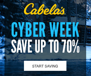 cabelas exclusive coupon