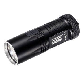 Nitecore EA41 Flashlight Review