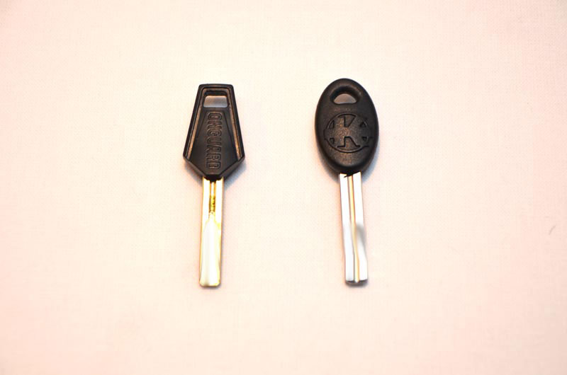 OnGuard vs Kryptonite Bike Lock Key