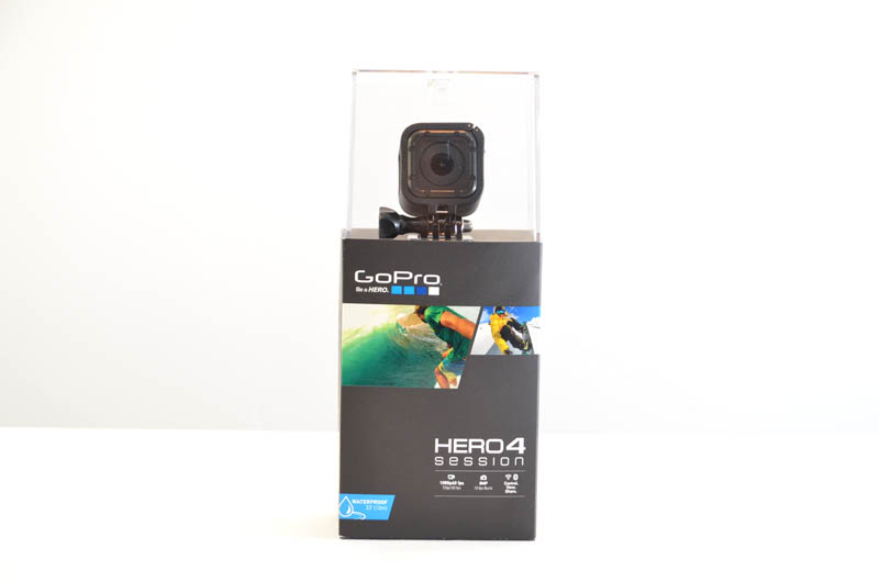 GoPro Session Review Box Front
