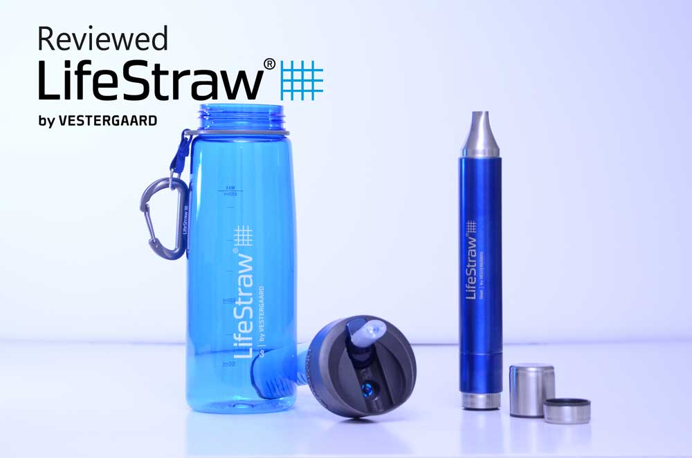 Onewell Portable Water Filter Straw Filtration Straw Purifier Survival Gear For Drinking Hiking Camping Travel Emergency