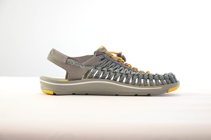 Image of the inside of the KEEN UNEEK sandal