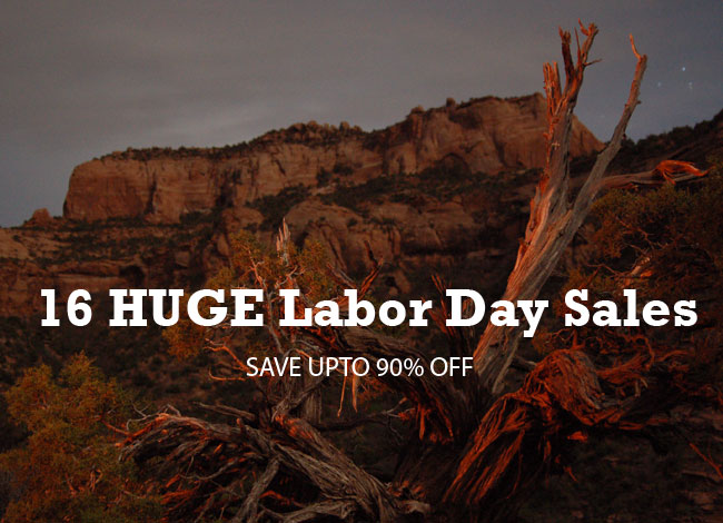 GearChase.com Labor Day Sales