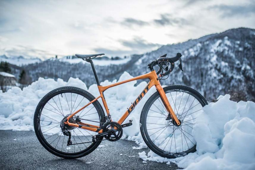 Road Biking in Cold Weather