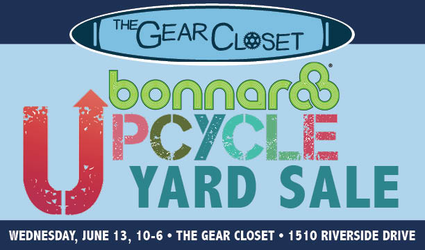THE BIGGEST GEAR CLOSET SALE OF THE YEAR!