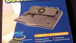 The Jetart NC5000 CoolStand Notebook Cooler Review