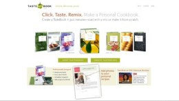 The TasteBook CookBook Review
