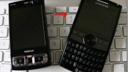 BlackJack II SGH-i617 - First Impressions
