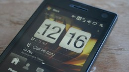 HTC Touch Diamond First Impressions