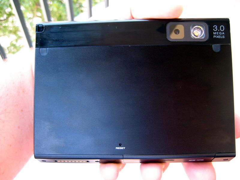Advantage X7510 - Back of The X7510