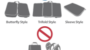TSA Checkpoint Friendly Laptop Bag Procedures, a Tutorial
