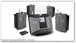 EOS Wireless Speaker System Review