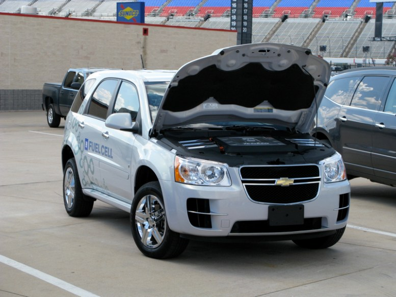 The 2009 GM Collection Event at Texas Motor Speedway