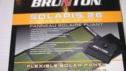 Brunton Solaris 26 Foldable Solar Array and Solo Portable Power Pack Review: Al Gore Will Love You for This One