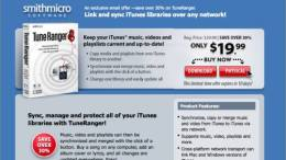 TuneRanger iTunes Sync from Smithmicro - let the buyer beware