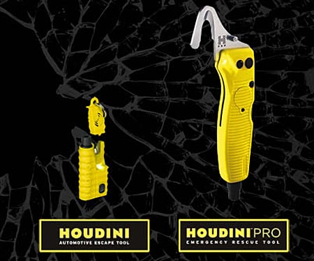 Houdini Tool – the Automotive Escape Device