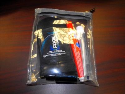Skooba Checkthrough Liquid Bag