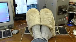 USB Heated Slippers Review